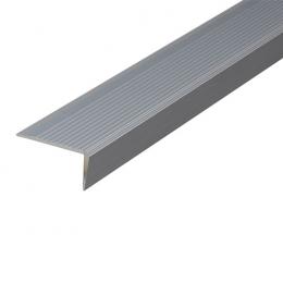 Nez de marche aluminium pour rénovation