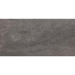 Carrelage sol extérieur effet pierre Porphyré anthracite 30*60 R11