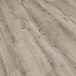 Sol stratifié Calgary planche XXL Chêne eleganza gris 24,3*220 cm