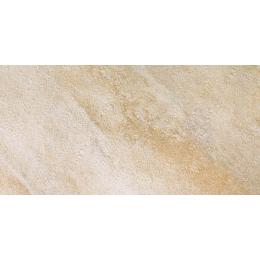 Dalle extérieur effet pierre Hook Beige R11 60*120 cm