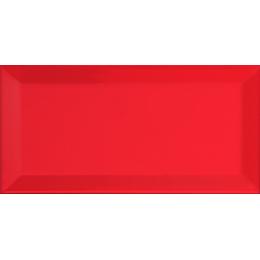 Découvrir Metro rouge 10*20 biseauté