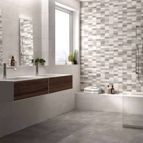 Carrelage de salle de bains Moderne, Design – Reflex Boutique
